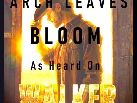 ARCH LEAVES - BLOOM On CW's WALKER