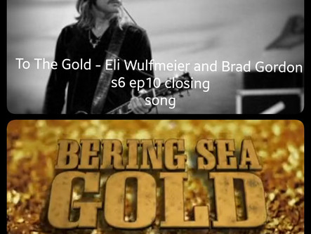 BERING SEA GOLD Closes Season with Brad Gordon/Eli Wulfmeier Song
