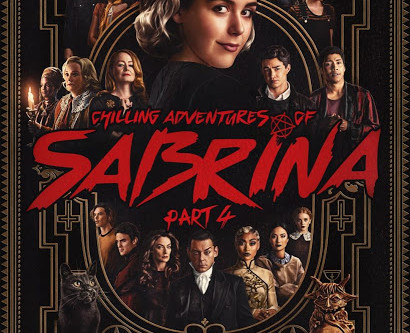 BG/BADWOODS song BLACK MAGIC on THE CHILLING ADVENTURES OF SABRINA!