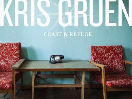 4 Brad Gordon co-writes on new Kris Gruen LP