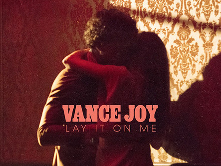 New VANCE JOY Single features Brad Gordon Horn section