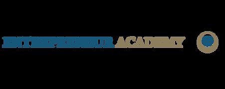 Logo of Entrepreneur Academy, supporting entrepreneur in London