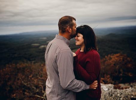 Mindy & Walter Craft - Buffalo Mountain