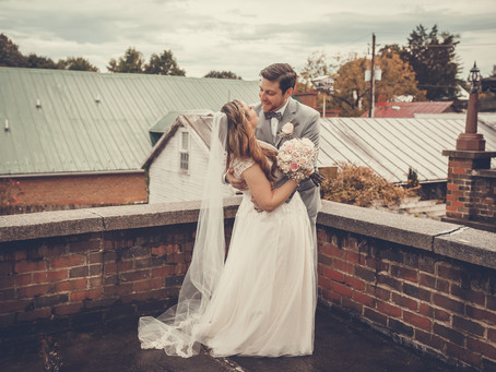 Allison & JW Taylor - Kyle House Wedding