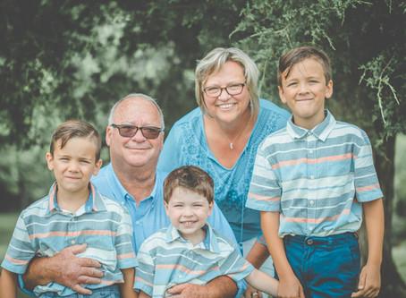 Richard & Susan Jamison - Family