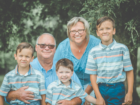 Richard & Susan Jamison - Family