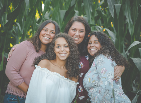 The Coleman Girls - Callaway Family