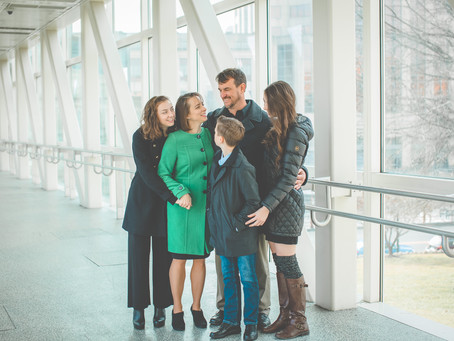 The Hodges Family - Hotel Roanoke & Conference Center