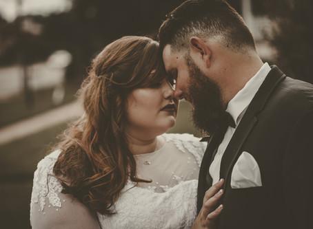 Annalise & Alan Covert - Richmond Wedding