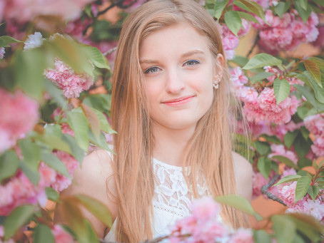 Carly Goehring - Franklin County High School Senior - 2018