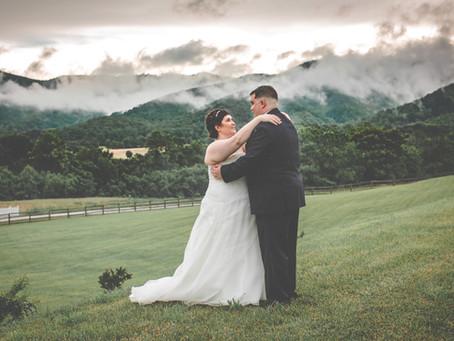 Amanda & Scott - Wisteria Ridge Wedding