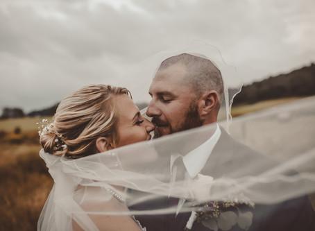 Zach & Haley Duncan                                Little River Bluegrass Barn Wedding