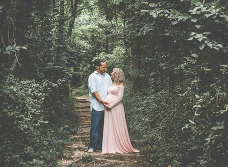 Ally & Chase Davidson - Maternity