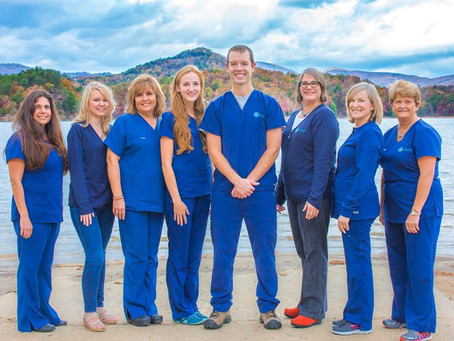 Dr. William Moore General Dentistry Team, Carvin's Cove, 2017