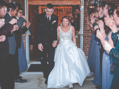 Caleb & Kiana Kimball - Holiday Inn Wedding, 2017