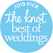 The Knot Bes of Weddings 2019 Award