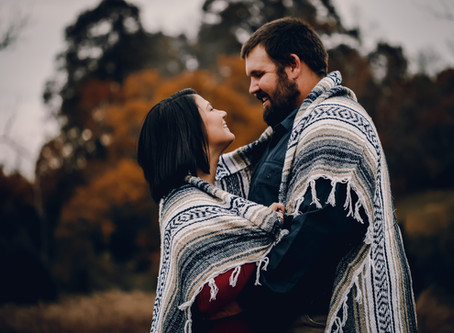 Molly & Tyler - Rocky Mount Engagement