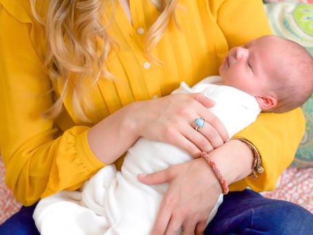 Newborn Andrew Keenan Markwood & Family, 2017