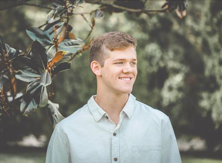 Jonah Fitzgerald - Hidden Valley High School Senior - 2018