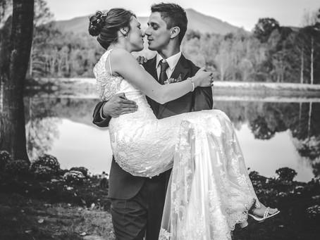 Tyler & Jessica Flora - Callaway Wedding, October 21, 2017