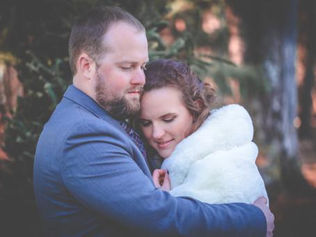 Clint & Tonya Layman - Burnt Chimney Wedding, 2017