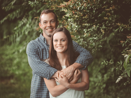 Shelby & Kyle - Engagement Session