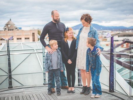 Jamison Family - The Rooftop Penthouse at Center in the Square - 2018