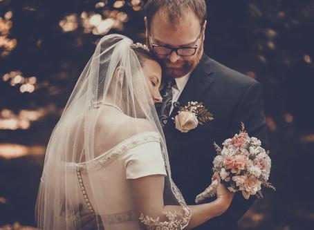 Mairit & Alan May - Salem,Virginia Wedding