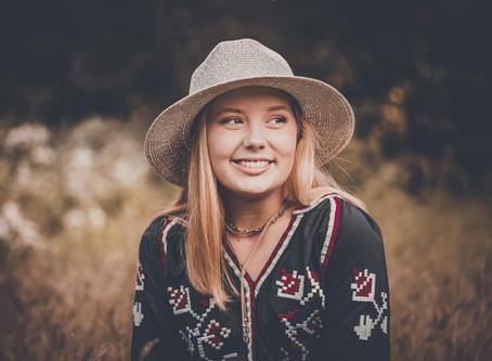 Gracie Mullins - Christian Heritage Senior