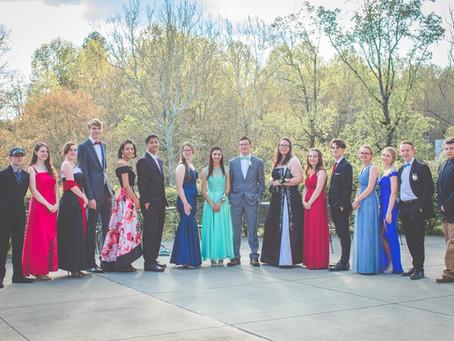 Christian Heritage Academy  2018 Senior Banquet