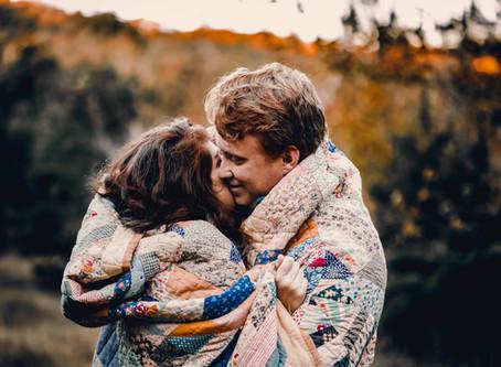 Erin & Merritt - Ferrum Engagement
