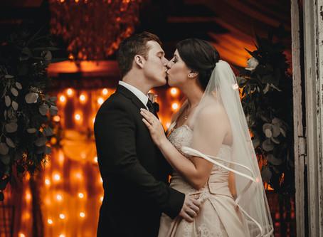 Sara & Josh Secrest - Kyle House Wedding