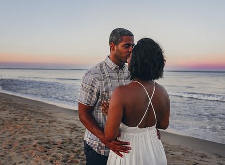 Hazel & David Perry - Virginia Beach, Virginia - Couples Session