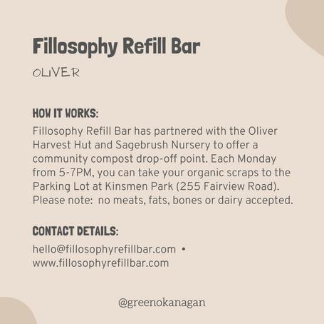 Fillosophy Refill Bar & Artisan Market
