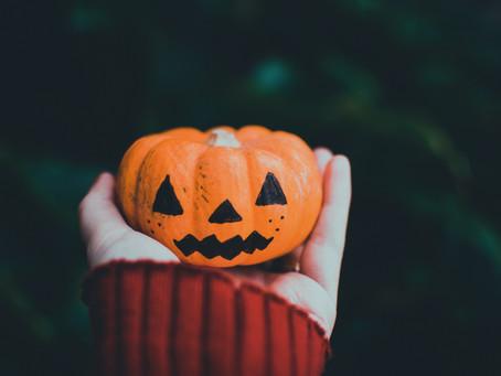 Halloween: Creeping it Green