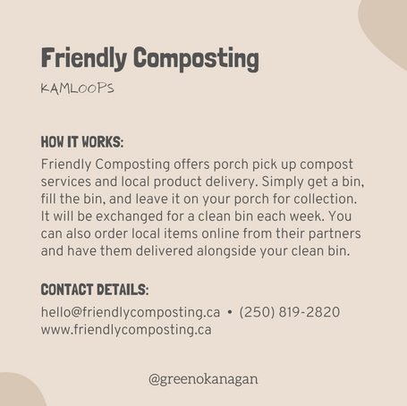 Friendly Composting