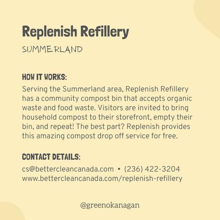 Replenish Refillery