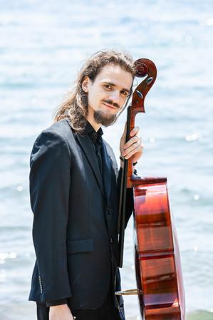 Guillermo Villasán Barroso, cellist