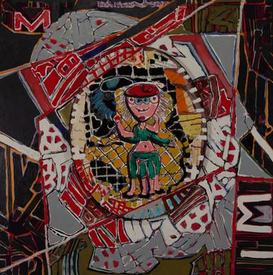 Petite fille complexe - Schizophrénie