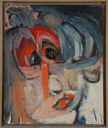 La bridgeuse / Le mal aimée / Le portrait de la vieille dâme