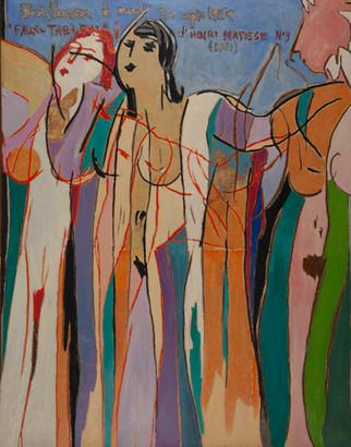 La dame (Henri Matisse)