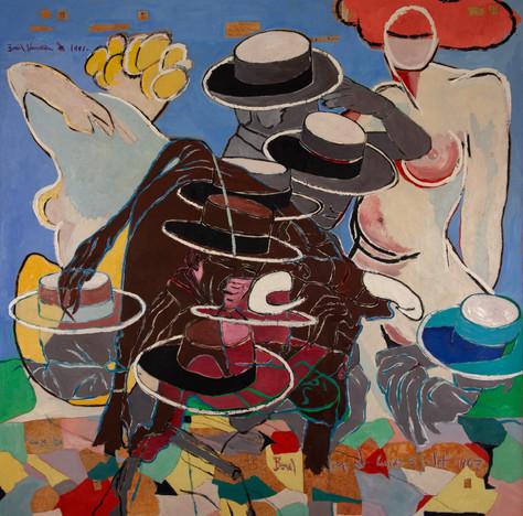 Henri Matisse c/o les andalous