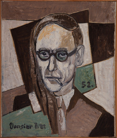 Portrait de Louis Byrde