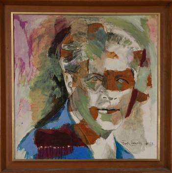 M. Weinziehr: Portrait (posthume) de mon père