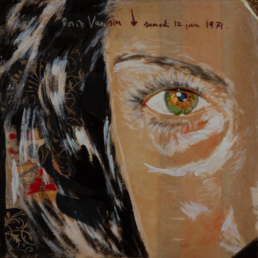 The most advanced Art Gallery: L'égérie (Iris Clert)