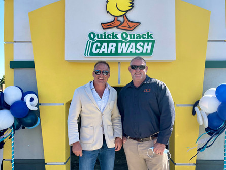 NCTS Helps Roseville Boy, 12, With Severe Epilepsy Get His Wish Of A Backyard Car Wash