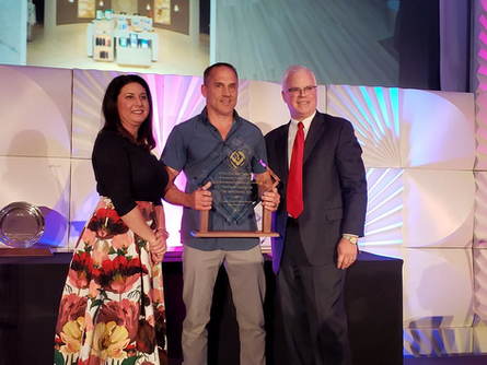Commercial Project of the Year: NCTS for The Spa at Cache Creek Casino Resort