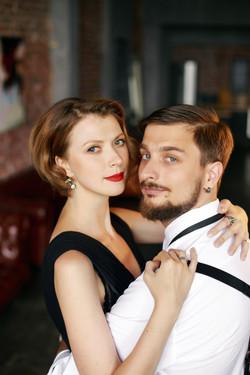 Свадебная фотосессия в лофте-20