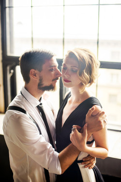 Свадебная фотосессия в лофте-9