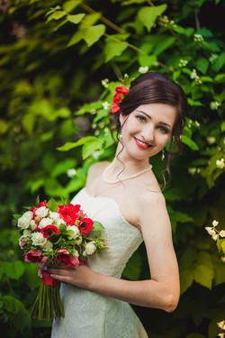 Свадебная фотосессия в Москва-Сити-12